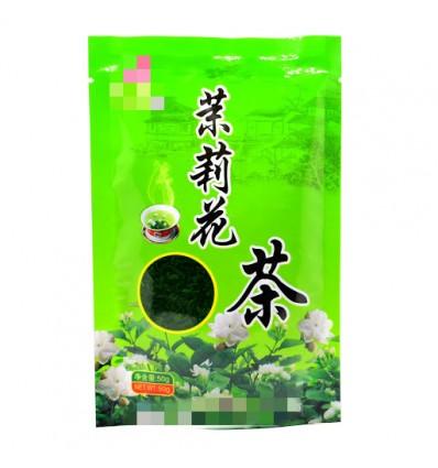 奇皇雄立*茉莉花茶 50G tea