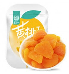 华味亨*黄桃干 85G Huaweiheng*Dried Yellow Peach 85G