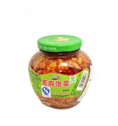 汉超天府泡菜 Sichuan pickles450g