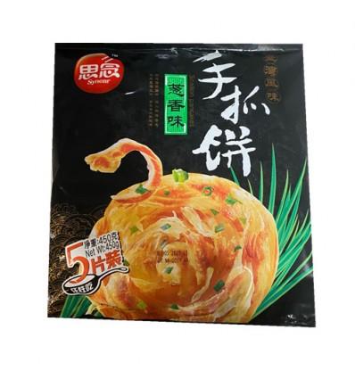 (限寄德法) 思念手抓饼*葱香味 pumpkin pie 200g 8个