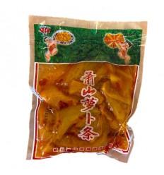 萧山*萝卜条 168G Xiaoshan* Carrot Stick 168G
