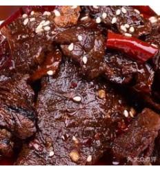 【德国腊味居】即食麻辣酱牛肉 300g 1份约300g Sauce beef