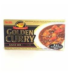 S&B金牌日式咖喱块(劲辣) S&B Curry 220g