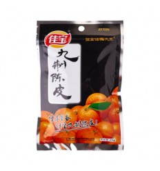 佳宝*九制陈皮 45GJiabao*Nine-made dried tangerine peel 45G