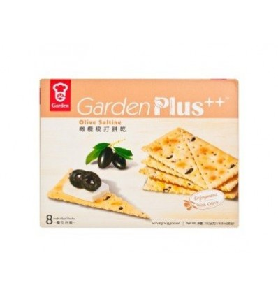 Garden*橄榄梳打饼干 192GGarden* Olive Soda Crackers 192G