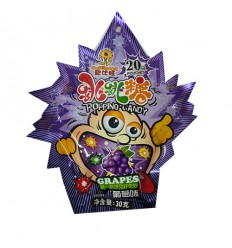 欧比旺*跳跳糖*葡萄味 30GObi-Wan*Popping Candy*Grape Flavor 30G