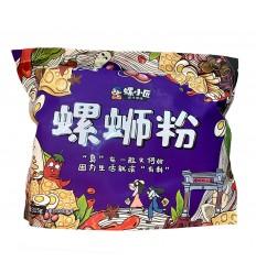 螺小匠*柳州螺蛳粉(紫) 315GSnail Craftsman* Liuzhou Snail Noodle (Purple) 315G