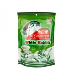 大白兔*牛奶糖*抹茶味 150GWhite Rabbit*Milk Candy*Matcha Flavor 150G