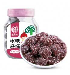华味亨*冰糖杨梅 180GHuaweiheng* Rock Sugar Bayberry 180G