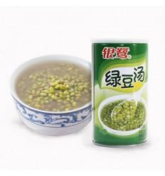 银鹭*绿豆汤 370GYinlu* Mung Bean Soup 370G