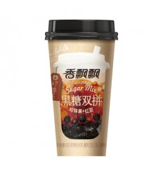 香飘飘*黑糖双拼奶茶 90GXiang Piao Piao*Brown Sugar Shuangpin Milk Tea 90G
