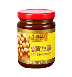 李锦记*黄豆酱 240G Yellow bean garlic sauce