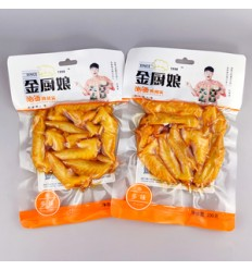 金厨娘*泡卤鸡翅尖 100GGolden Chef* Marinated Chicken Wing Tips 100G