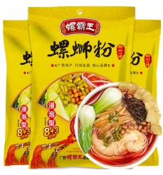 螺霸王*螺蛳粉*原味 265GLobawang*snail noodles*original flavor 265G