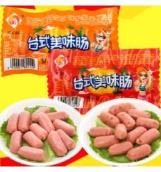 成汇*台式美味肠*香辣味 48GChenghui*Taiwanese Sausage*Spicy 48G