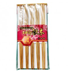 竹筷 Bamboo chopsticks 10双