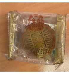 纯红豆沙月饼 100GPure Red Bean Paste Mooncake 100G