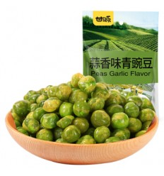 甘源(蒜香味)青豌豆 Garlic-scented green peas 285g
