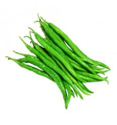 有机青线椒 / 二荆条辣椒(中辣+)Green Long Chili 约200g