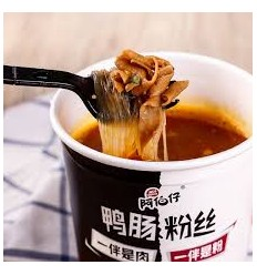 阿伯仔*鸭血粉丝 170GAberzai*Duck Blood Fan 170G