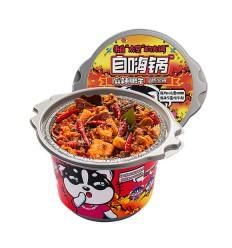 自嗨锅*麻辣肥牛自热火锅 170GSelf-heating Hot Pot*Spicy Beef Hot Pot 170G