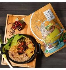 李子柒*柳州螺蛳粉(黄色包装) 335GLi Ziqi* Liuzhou Snail Noodle 335G