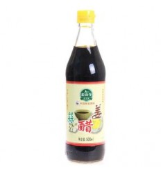 金山寺*姜蒜醋 500ML Jinshan Temple * Dumpling Vinegar 500ML
