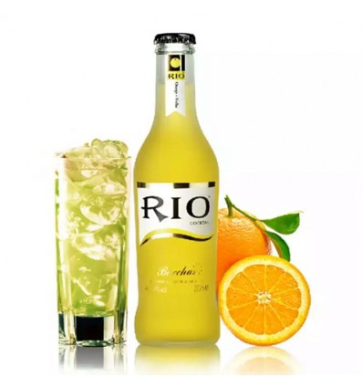 Rio锐澳*黑加仑香橙伏特加味*鸡尾酒(黄) 275ml Cocktail