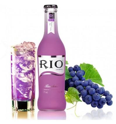 Rio锐澳*紫葡萄白兰地味*鸡尾酒(紫) 275ml Cocktail