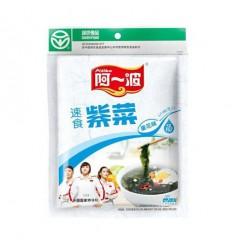 阿一波速食紫菜(蛋花味) 62g dried purple seaweed