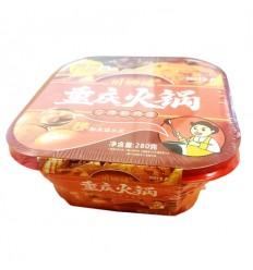 川娜妹 重庆火锅(Q弹鹌鹑蛋)280g Sichuan Spicy Hot Pot