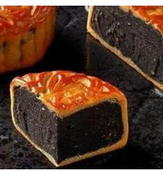 大个纯黑芝麻月饼 150G Black sesame Mooncake 45G