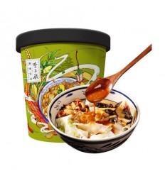 李子柒*椒麻宽面 135g(绿)Li Ziqi* Liuzhou Snail Noodle