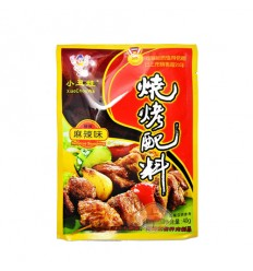 小丑娃*烧烤配料*麻辣味 40g BBQ Ingredients*Spicy