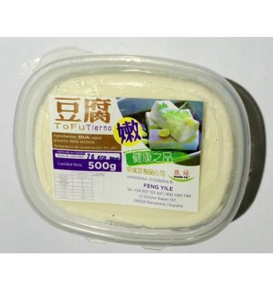 嫩豆腐 Tender Toufu 1Kg