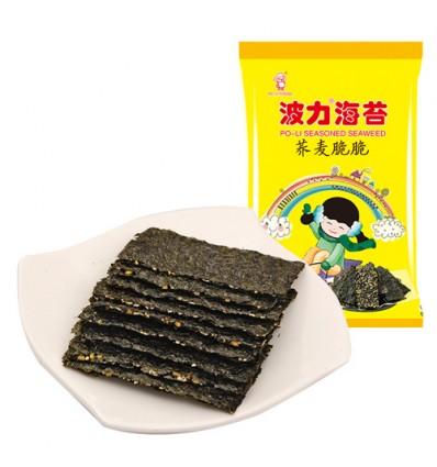 波力渔趣*原味 Boli Yuqu 40g