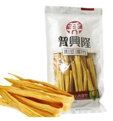 普兴隆*黄豆腐竹 200g Dried bean curd