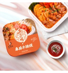 小龙坎*番茄牛腩*方便火锅 360g Sichuan Spicy Hot Pot