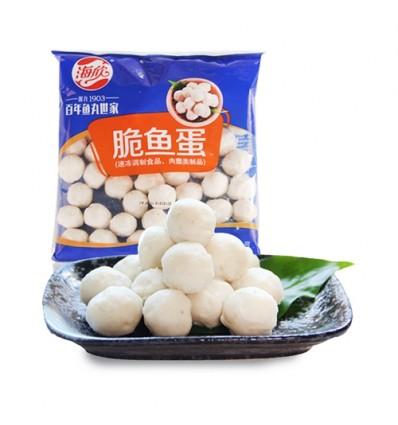 (限寄德法部分地区) 海欣*脆鱼蛋 320g Fish balls