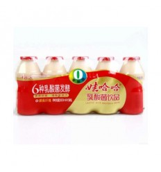 娃哈哈*乳酸菌饮品(5瓶)100ml*5 Lactobacillus drinks