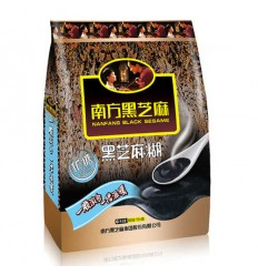 (大包)南方黑芝麻糊 *低糖 (15小包) Sugar-free black sesame paste 600g