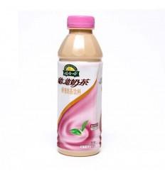 娃哈哈*呦呦奶茶*蜂蜜奶茶(香芋味) 500G Wow haha*yo milk tea*honey milk tea 500G