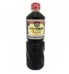 日本万字酱油1L装 Kikkoman Sojasauce