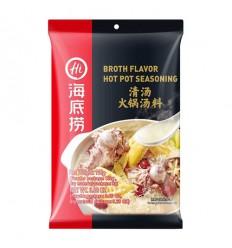 海底捞清汤火锅汤料 Hot pot spices 110g