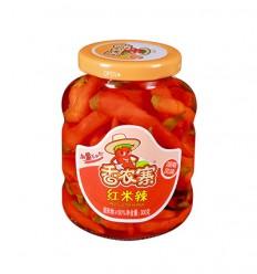香农寨*红米辣 300g Red preserved chili