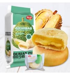 爱吃堡细沙榴莲饼 200g Cracker
