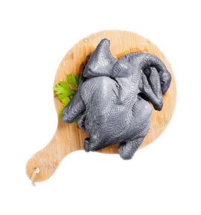 (限寄德法部分地区) 冰冻乌鸡 / 乌骨鸡 Black-bone chicken 约1.1-1.2Kg