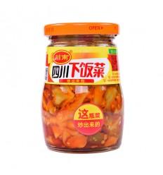 川南*四川下饭菜(瓶装) Preserved Beans 330g
