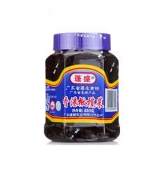 蓬盛*香港橄榄菜 450g Marinated olives kale