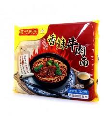(限寄德法部分地区) 湾仔码头*香辣牛肉面 325g Braised beef noodles